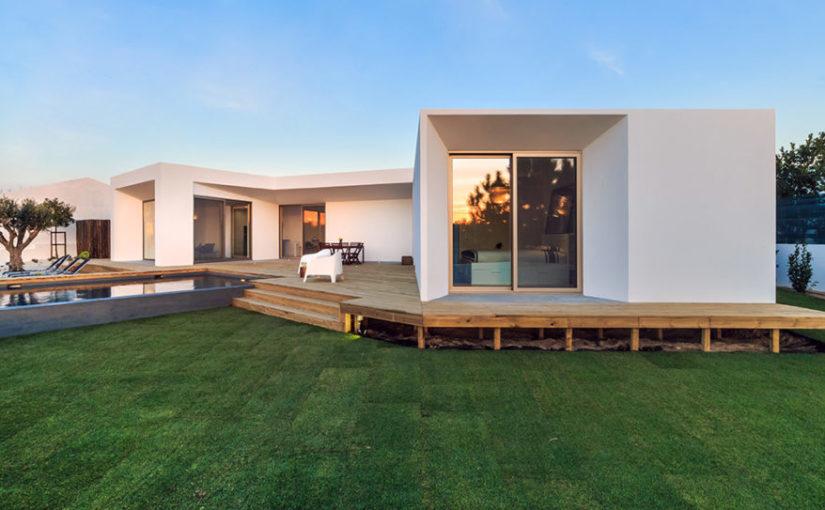 Czas budowy domu jest nie tylko ekscentryczny ale również niezwykle wymagający.